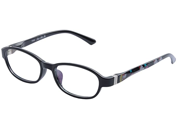 25d5670b8d De Ding Children s Lightweight Optical Glasses Frame With Spring Hinge  (black