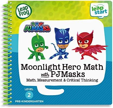 LeapFrog LeapStart Moonlight Hero Masks