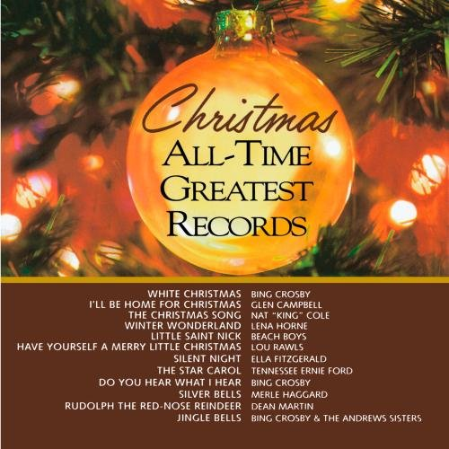 Christmas All-Time Greatest Records (Christmas All Songs)