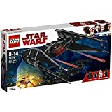 LEGO - 75179 - Star Wars - Jeu de construction - Kylo Ren's TIE Fighter