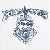 Mens T Shirt - Zoltar Speaks - White - XL