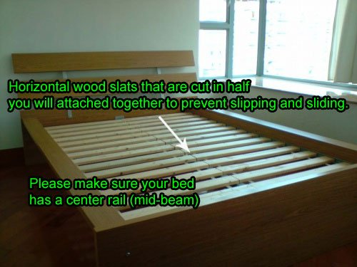 Slatted Bed Base Ikea Review Images
