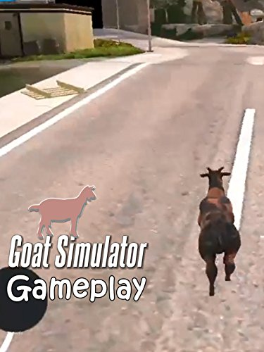 Clip  Goat Simulator Gameplay