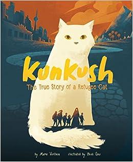 Image result for kunkush a refugee cat