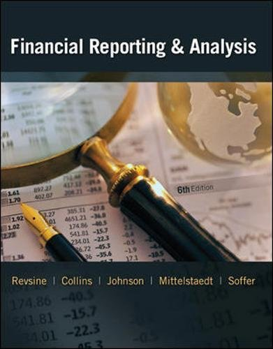 Books : Financial Reporting and Analysis