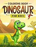Dinosaur Coloring for Kids: The Fun Prehistoric