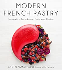 Modern French Pastry is not a cookbook about the classics. You will find no tart tatins, lemon tarts or opera cakes inthis book. Instead,  Modern French Pastry gives you 41 original recipesnever seen before, in an array of shapes, col...