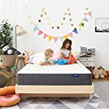 Full Size Mattress, Sweetnight 10 Inch Gel Memory Foam Mattress in a Box, CertiPUR-US Certified Foam Mattresses for Sleep Cool & Supportive, Flip Available for Soft or Medium Firm Option, Full Size