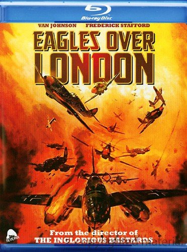 Blu-ray : Eagles Over London (Widescreen, Dolby)