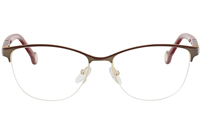 Amazon.com: Carolina Herrera Diseñador anteojos vhe079 K ...