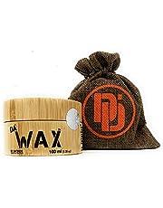 Da'Dude Da'Wax - Cire Coiffante pour Cheveux Homme avec Tenue Extra-Forte - Aspect Mat - Produit Coiffant dans un Coffret en Bois Exclusif et un Emballage Cadeau
