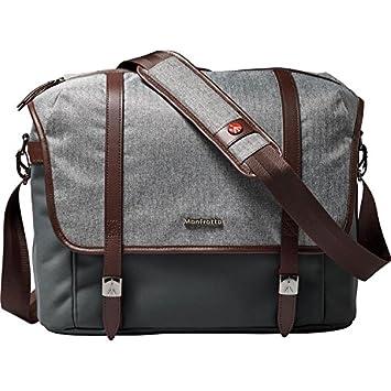97f8cd0c5770 Manfrotto Medium Windsor Messenger Bag for DSLR Camera  Amazon.co.uk  Camera    Photo