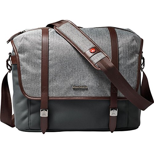 Manfrotto Windsor Reporter Bag for DSLR Camera - Black MB LF-WN-RP