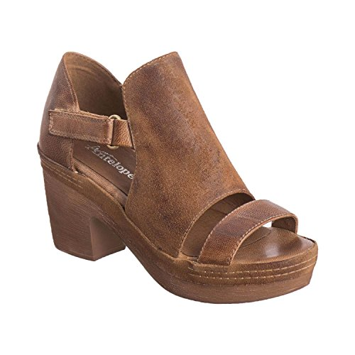 Antelope Womens 954 Suede Cover & Band Taupe