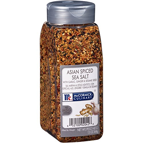 McCormick Culinary Asian Spiced Sea Salt, 13 -