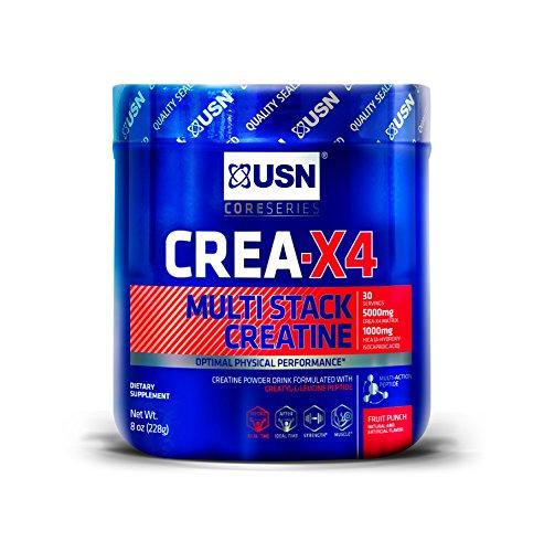 USN CREA X4 Multi Stack Creatine Servings product image
