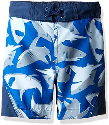 The Children's Place Boys' Printed Boardshorts
