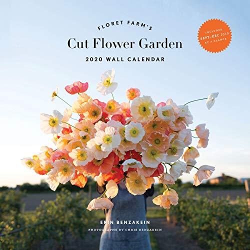 Floret Farm's Cut Flower Garden 2020 Wall - Cut Flower Garden