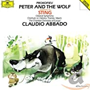 Prokofiev: Peter And the Wolf / March In B Flat Major / Overture On Hebrew Themes / Classical Symphony