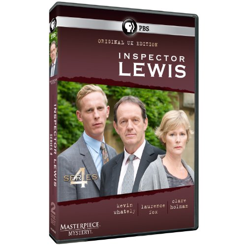 Masterpiece Mystery: Inspector Lewis 4 - Original UK Edition (Best Inspector Lewis Episodes)