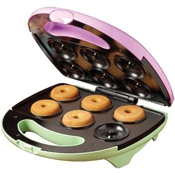 Amazon Com Nostalgia Electrics Mdm 600 Mini Orbital Donut