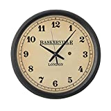 CafePress – Station Wall Clock – Large 17″ Round Wall Clock, Unique Decorative Clock For Sale
