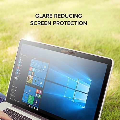 Celicious Matte Anti-Glare Screen Protector Film Compatible with Acer TravelMate P6 TMP648-M [Pack of 2] by Celicious (Image #2)