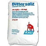 Hexeal EPSOM SALT | 25KG BAG | 100% Natural | FCC Food Grade | Magnesium Sulphate