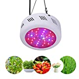 Roledro LED Grow Lights, 300W UFO LED Grow Light