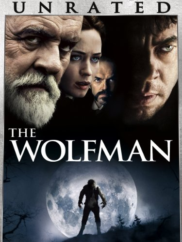 The Wolfman  Unrated