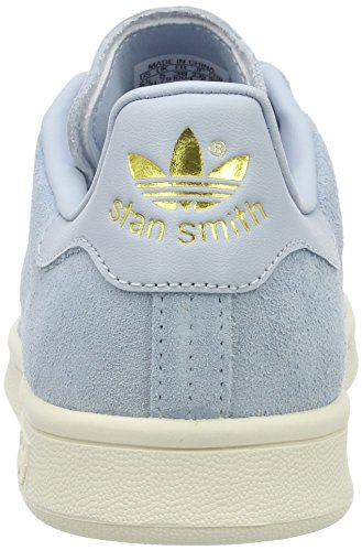 easy easy Azul White Blue Zapatillas Mujer chalk Stan Smith Para Adidas Blue wp8aqc
