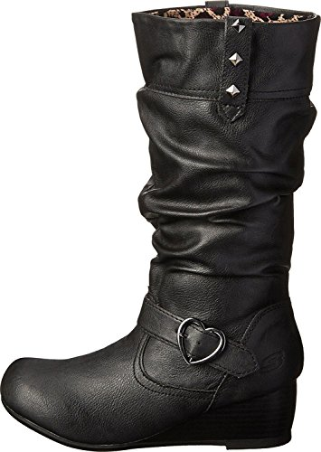 Stealers Tall Skechers Heart Heartstoppers Black Kids Boot q6wt78zw