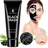 Blackhead Remover Mask, Black Mask, Peel Off Mask, Charcoal Mask, Blackhead Peel Off Mask 1 tube 60g