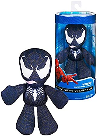 Spider-Man VENOM mini-peluche appr 12cm Hasbro: Amazon.it: Giochi
