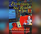 img - for Elementary, She Read (Sherlock Holmes Bookshop Mystery) book / textbook / text book