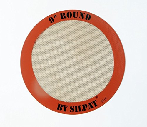 Review Silpat AH222-01 Round Cake