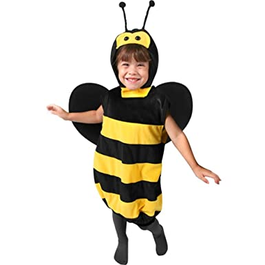 Amazon.com: SKM Enterprise las niñas Plush Bee – Disfraz ...