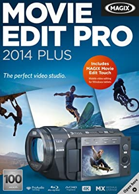 MAGIX Movie Edit Pro 2014 Plus - Free Trial [Download]