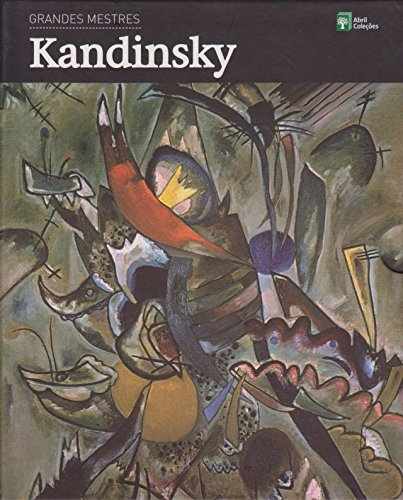 Grandes Mestres Vol. 18 Kandinsky