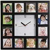 Make Your Own Multi-Photo Clock