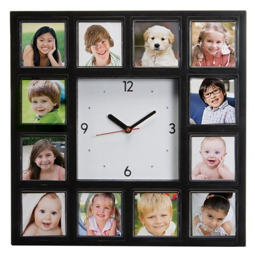 Neil Enterprises, Inc Make Your Own Multi-Photo Clock