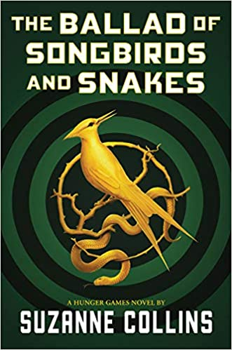 Image result for the ballad of songbirds and snakes