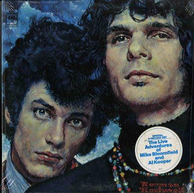 Live Adventures Of Mike Bloomfield And Al - Ridge Stores Chicago