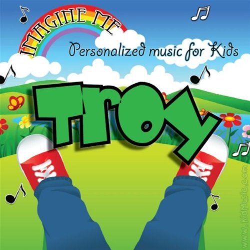 Troy's Personalized Happy Birthday Song (Troie) Personalized Happy Birthday Song
