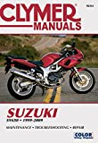 Suzuki SV650, 1999-2009: Maintenance, Troubleshooting, Repair (Clymer Powersport)