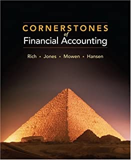 Introduction to managerial accounting peter brewer ray garrison cornerstones of financial accounting available titles cengagenow fandeluxe Images