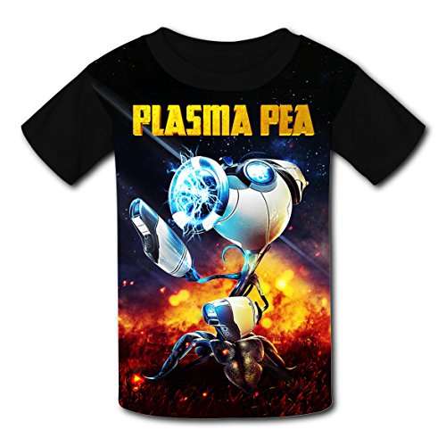 Price comparison product image ASD JKL Plants vs Zombies Vogue 3D Printing Children's T-Shirt
