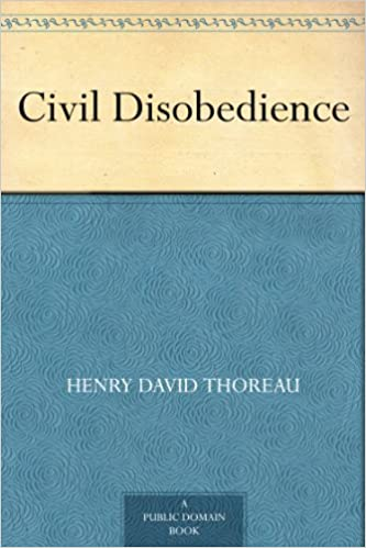 henry david thoreau essay on the duty of civil disobedience By andrew nsuk civil disobedience analysis civil disobedience is an essay written by henry david thoreau civil disobedience exposes the mind to the idea of prioritizing laws refusing to obey the laws and demands of the government.