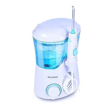 Cepillos de dientes eléctricos de rotación Irrigador dental y Nasal SMX&xh Portátil Dental Flosser Blanqueamiento Dental