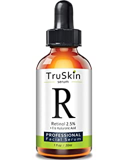 Sérum para arrugas TruSkin con Vitamina A + Ácido Hialurónico, Vitamina E, Té Verde